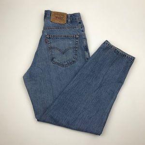 Vintage LEVI'S 560 Loose Fit Baggy Jeans Re/Done